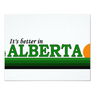 Its Better in Alberta Card