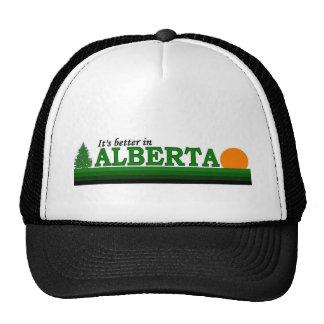 Its Better in Alberta Trucker Hat