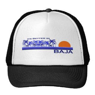 It's Better in Baja Trucker Hat