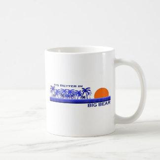 Its Better in Big Bear, California Mugs