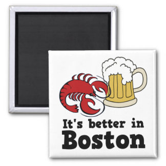 It's better in Boston magnet