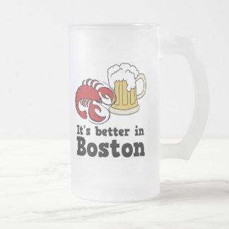 It's better in Boston mug