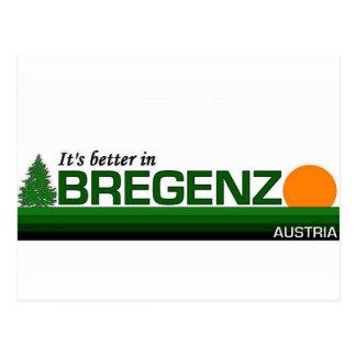 Its Better in Bregenz, Austria Postcard