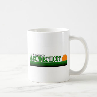 Its Better in Connecticut Coffee Mug