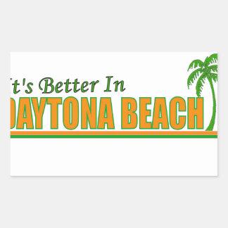 Its Better in Daytona Beach Stickers