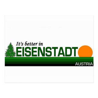 Its Better in Eisenstadt, Austria Postcard