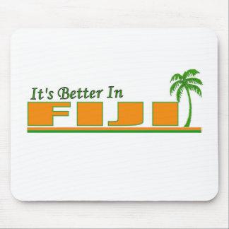 Its Better in Fiji Mousepads