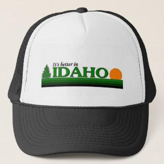 Its Better in Idaho Trucker Hat