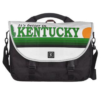 Its Better in Kentucky Laptop Messenger Bag