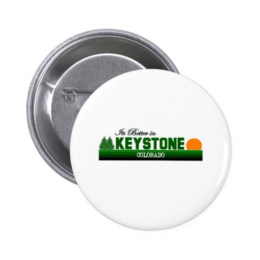Its Better in Keystone, Colorado Pins