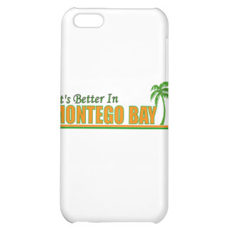 Its Better in Montego Bay iPhone 5C Case