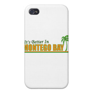 Its Better in Montego Bay iPhone 4/4S Case