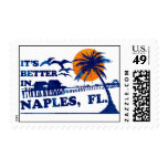 it's better in NAPLES, FL. Postage