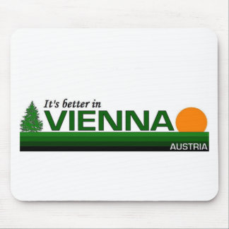 Its Better in Vienna Mouse Pad