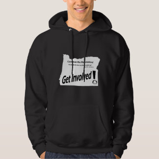 It's Better to Show Up Hoodie