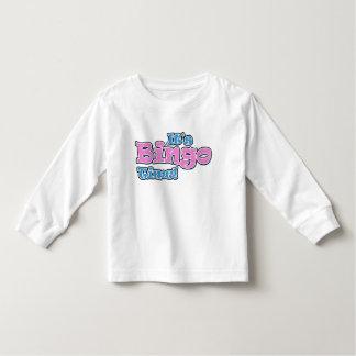 It's Bingo TIme Toddler T-shirt