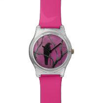 It's Blackbird Time Watches