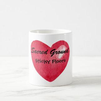 It's both sacred... coffee mug