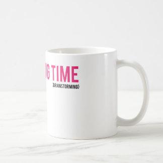 It's BS Time (Brainstorming) Coffee Mug