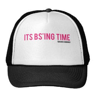 It's BS Time (Brainstorming) Trucker Hat