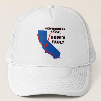 It's Bush's Fault Trucker Hat