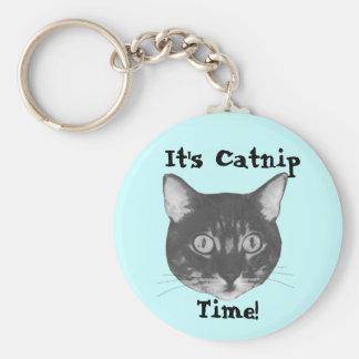 Its Catnip time! Keychains