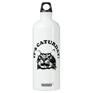 It's Caturday! Liberty / SIGG Bottle