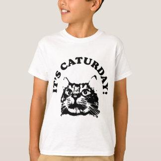 It's Caturday T-Shirt
