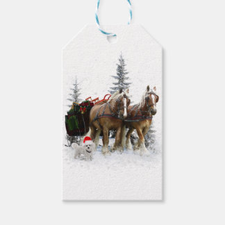 It's Christmas a Christmas wish Pack Of Gift Tags