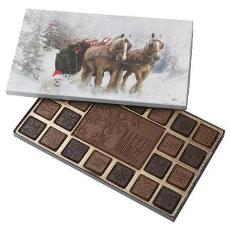 it's Christmas Chocolate Box 45 Piece Box Of Chocolates