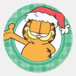 It's Christmas! Classic Round Sticker