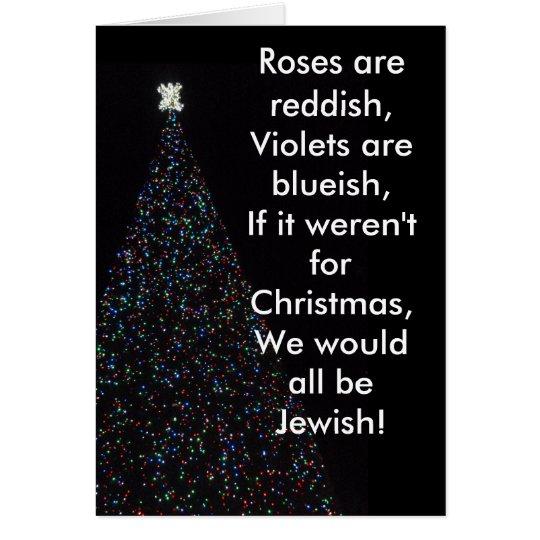 IT'S CHRISTMAS DARN IT! CARD