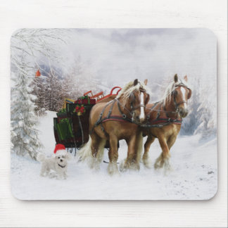 It's Christmas Mouse Pad