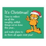It's Christmas! Postcard