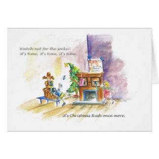 Its Christmas time Card