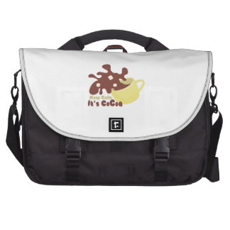 Its Cocoa Laptop Bag