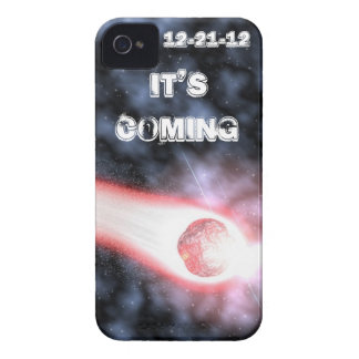 It's Coming 12-21-12 Iphone 4/4s Case