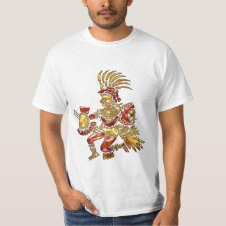 ITS COMING Aztec Native Apparel T-Shirt
