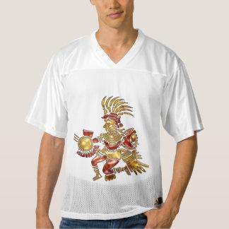 ITS COMING Aztec Native Men's Football Jersey