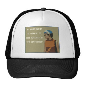 It's Complicated Hats