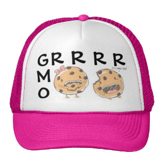Its cookie time mesh hat