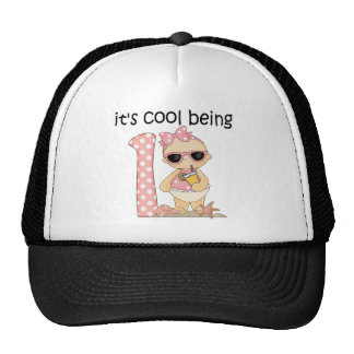 It's Cool Being One Trucker Hats