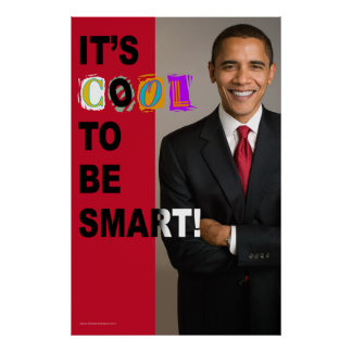 It's Cool To Be Smart! Poster (huge)