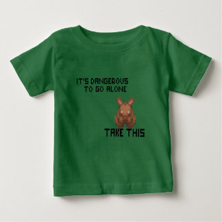 It's dangerous to go alone baby T-Shirt