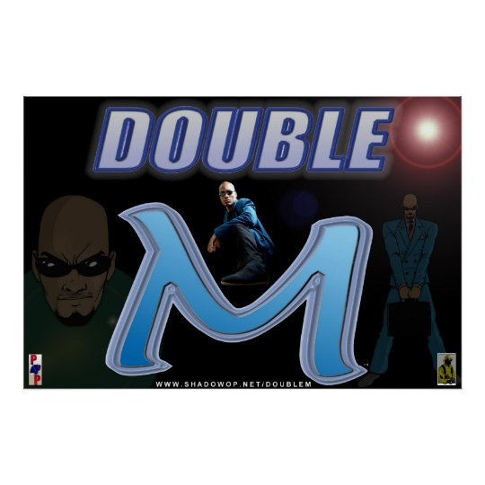It's Double M! Poster