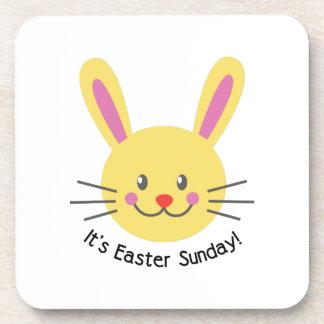 Its Easter Beverage Coaster