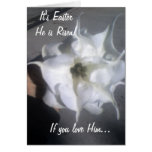 It's Easter He is Risen! Card