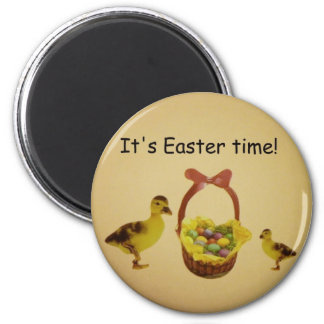 It's Easter time! Magnet