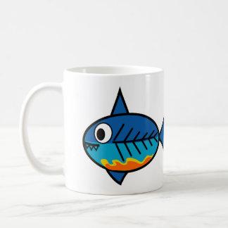"""It's easy to wake up early..."" Hugo coffee mug. Coffee Mug"