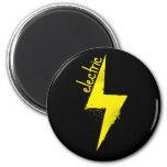 It's Electric! Fridge Magnet